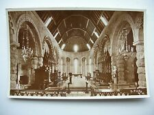 Loch Awe, St. Conan's Kirk, nr Dalmally - The Choir (Valentines)
