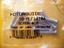 1x Quicksilver Motorguide MLF14104 Trolling Motor Top to Bottom Cover Screw 1""