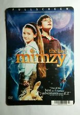 THE LAST MIMZY KID PHOTO COVER ART MINI POSTER BACKER CARD (NOT a movie )