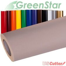 "12"" GreenStar Application / Transfer Tape + BONUS 6-9ft Vinyl Assorted Colors"
