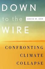 Down to the Wire : Confronting Climate Collapse by David W. Orr (2012,...