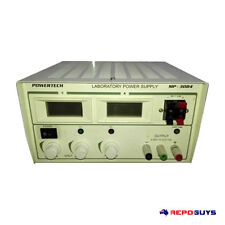 Laboratory Power Supply, Powertech, M No MP-3084, Varible Control