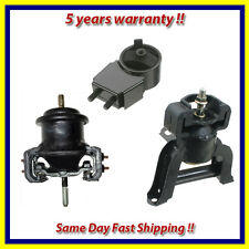Fits 1997-2000 Mazda Millenia 2.5L Engine Motor Mount Set 3PCS. - same day ship!