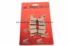 New Genuine Honda Rear Brake Pads 2001-2016 GL1800 All Goldwing F6B OEM #W04