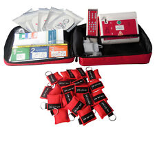 Elysaid AED Trainer Training Device+100pcs CPR face Mask For First Aid Training