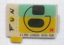 KODAK / FUN / CAMERA / FILM ............... Foto Pin (126j)