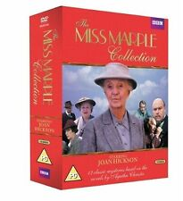The Complete Agatha Christie's Miss Marple DVD Collection 12 Discs Box Set NEW