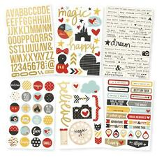 Simple Stories ~ SAY CHEESE II ~ Stickers ~ Disney