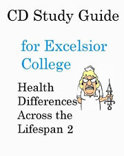 NURX-212 Health Differences Across Lifespan 2 Guide 4 Excelsior College Nursing