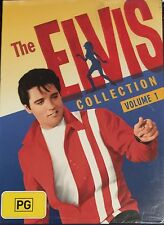 THE ELVIS COLLECTION - Volume One - 4 DISC DVD BOX SET - BRAND NEW & SEALED