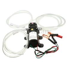 60W 12V Fluid Oil Scavenge Suction Vacuum Transfer Extractor Pump For Car Boat
