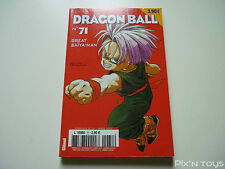 ►►►► Manga Dragon Ball Glénat Slim 2nd Edition [VF] / N°71 Great Saïya-Man