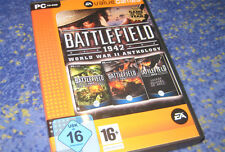 Battlefield 1942: World War II Anthology PC Deutsche Verkaufsversion TOP