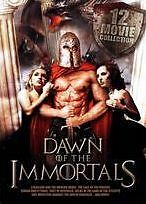 DAWN OF THE IMMORTALS - 12 MOVIE COLLECTION - DVD - Sealed Region 1