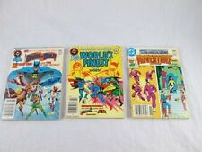 Lot of 3 Vintage DC Comics Digests