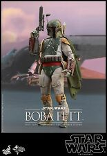 HOT TOYS Star Wars: Episode VI Return of the Jedi Boba Fett 1/6 Figure