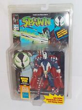 Vintage 1994 Todd McFarlane Toys Medieval Spawn Special Edition w/ Comic Book