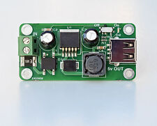 Raspberry pi b / b + compatible ac / dc pour convertisseur d'alimentation CC (PSU) + on / off