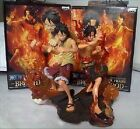 Ruffy und Ace Figuren Brotherhood One Piece NEU OVP Figur Figure Luffy Monkey D