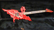 ESP - LTD Devil Girl Guitar - Very Rare - Limited Edition Guitar