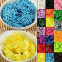 Premium Nylon Macrame Cord Thread String for DIY Jewelry Making 1/ 2mm Crafts