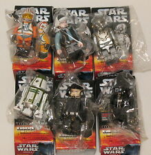 Medicom Kubrick 100 Star Wars Series 6 Full Set Luke Skywalker X-Wing Trooper