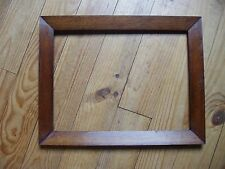 Beau cadre alsacien plaqué chêne du début XXe siècle - Antique Frame
