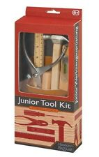 Toy Junior Tool Kit Fully Functional 6 piece Boxed