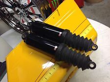 "Harley Touring Rear NTO 12 3/4"" Shocks Air Ride road street ultra glide"