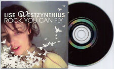 LISE WESTZYNTHIUS Rock You Can Fly 2005 UK 12-trk promo CD