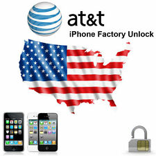 AT&T Factory Unlock Service iPhone 2g 3g 3gs 4 4s 5 5c 5s 6 6Plus & ALL iPad ATT