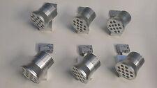6 LED Strahler Fluter für Stromschienen Erco Eutrac Zumtobel Staff LTS Global