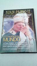 """DVD """"JUAN PABLO II LA CONCIENCIA DEL MUNDO"""" PRECINTADA SEALED"""