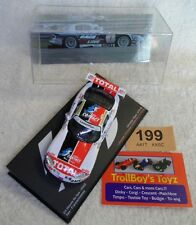 Lot. 199. IXO 1/43. Chrysler Viper GTS-R. 24 heures du Spa 2002. NEW with Case.
