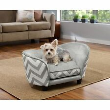 Enchanted Home Pet Ultra Plush Snuggle Pet Bed NEW