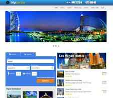 100% Automated Travel Website - Make $1 -$4/Click