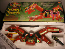 Sentai robot DX POWER RANGERS Megazord MIGHTY MORPHIN RED DRAGON THUNDERZORD