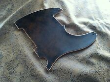 Hand Tooled Custom Leather Pickguard fits Fender Telecaster Esquire 5/8 Hole
