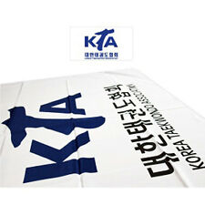 TAEKWONDO KTA Flag Korea Tae Kwon do Association Dobok Kukkiwon WTF Tae Kwon Do
