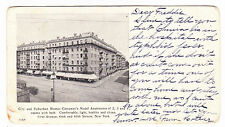 HISTORIC & CONTROVERSIAL CITY & SUBURBAN MODEL APARTMENT HOUSES, 1ST AVE & 64TH