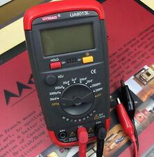 UA6013L Auto Car Range Digital Capacitor Capacitance Tester Meter Multimeter