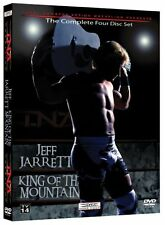 TNA King of the Mountain Box Set 4 Disck = BOX SET