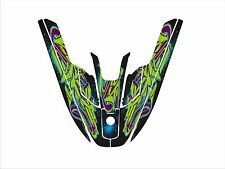 kawasaki 650 sx jet ski wrap graphics pwc stand up jetski decal kit graffiti bl
