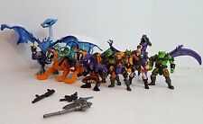Lot of 10 Chap Mei Beast Raiders Dinosaurs Action Figures