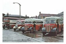 pt7435 - Macbraynes Buses in Inverness 1961 - photograph