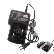 20V Lithium Battery Charger For Black & Decker LCS20 LBXR20 LBX20 LB20