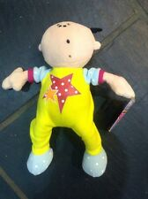 New With Tags Goochicoo Yellow  Doll Talkback Doll