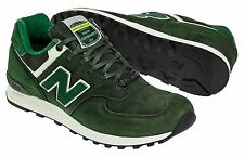 NEW BALANCE TEA PACK PEPPERMINT LIFESTYLE SHOES SIZE US 13 MADE IN UK M576TOL