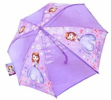 Disney Princess . Sofia the First Children's Umbrella with Transparent Panels