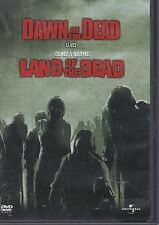 DVD - Dawn of the Dead / Land of the Dead (2-`DVD`s) / #5684